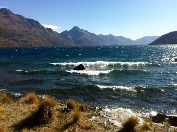 Waikatipu lake